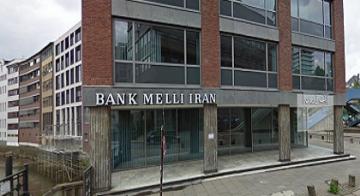 Bank Melli Iran re-opens its branch in Hamburg, Germany