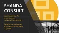 Shanda Consult presentation on services