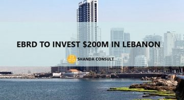 EBRD to invest $200m in Lebanon