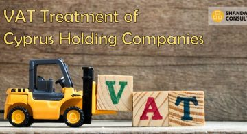 VAT Treatment of Cyprus Holding Companies