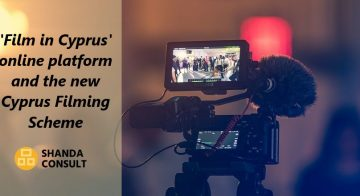 'Film in Cyprus' online platform and the new Cyprus filming scheme
