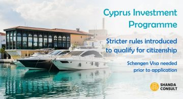 Stricter Rules for Cyprus Citizenship