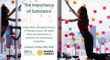 IBSA Event: The Importance of Substance