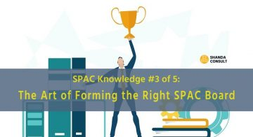 The Art of Forming the Right SPAC Board