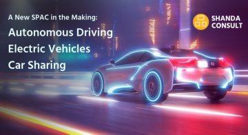 New SPAC: Autonomous Driving, Electric Vehicles