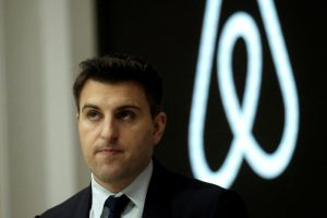 Airbnb approached about blank-check company merger for public listing: CEO