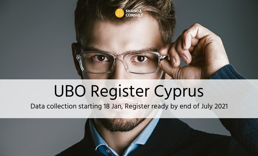Cyprus UBO Register