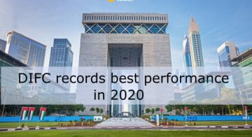 DIFC records best annual performance in 2020
