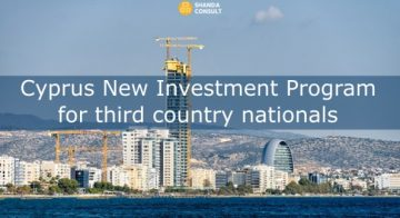 Cyprus New Investment Program for third country nationals